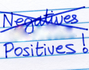 Positive-over-Negative