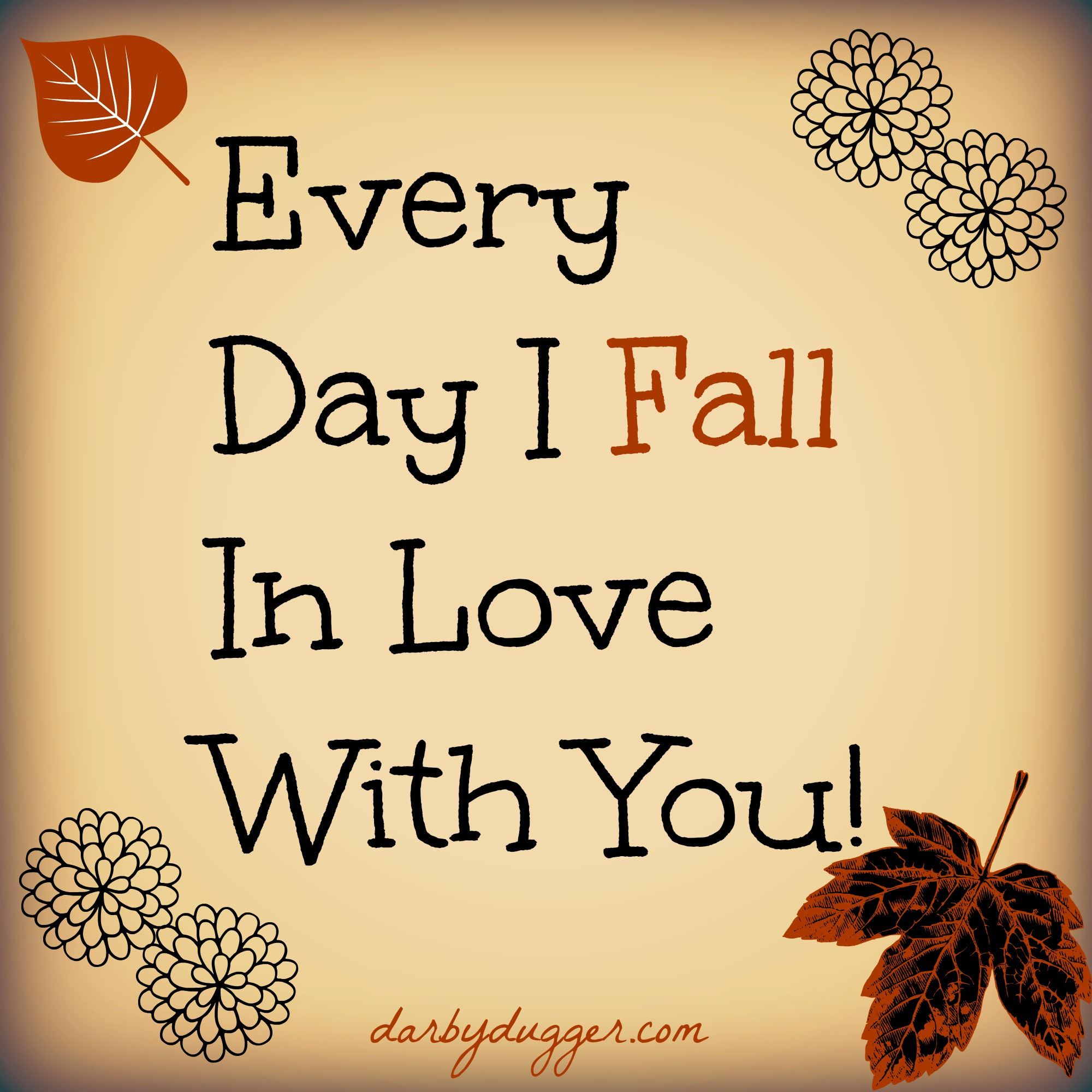 Messed Up Life Quotes: First Day Of Fall