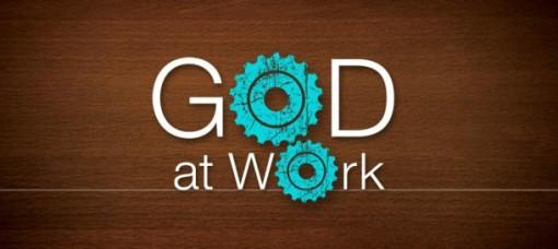 God at Work.