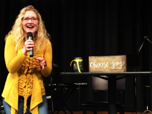 Darby Dugger- Christian Speaker