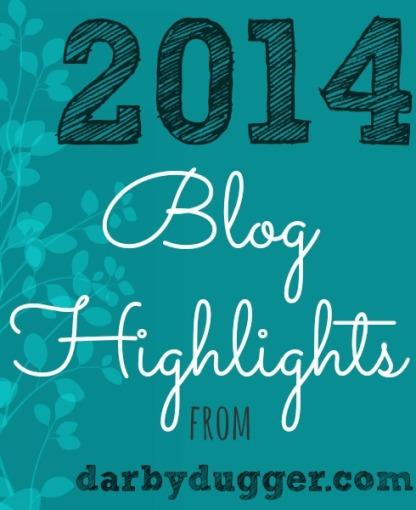 2014 blog highlights from darbydugger.com