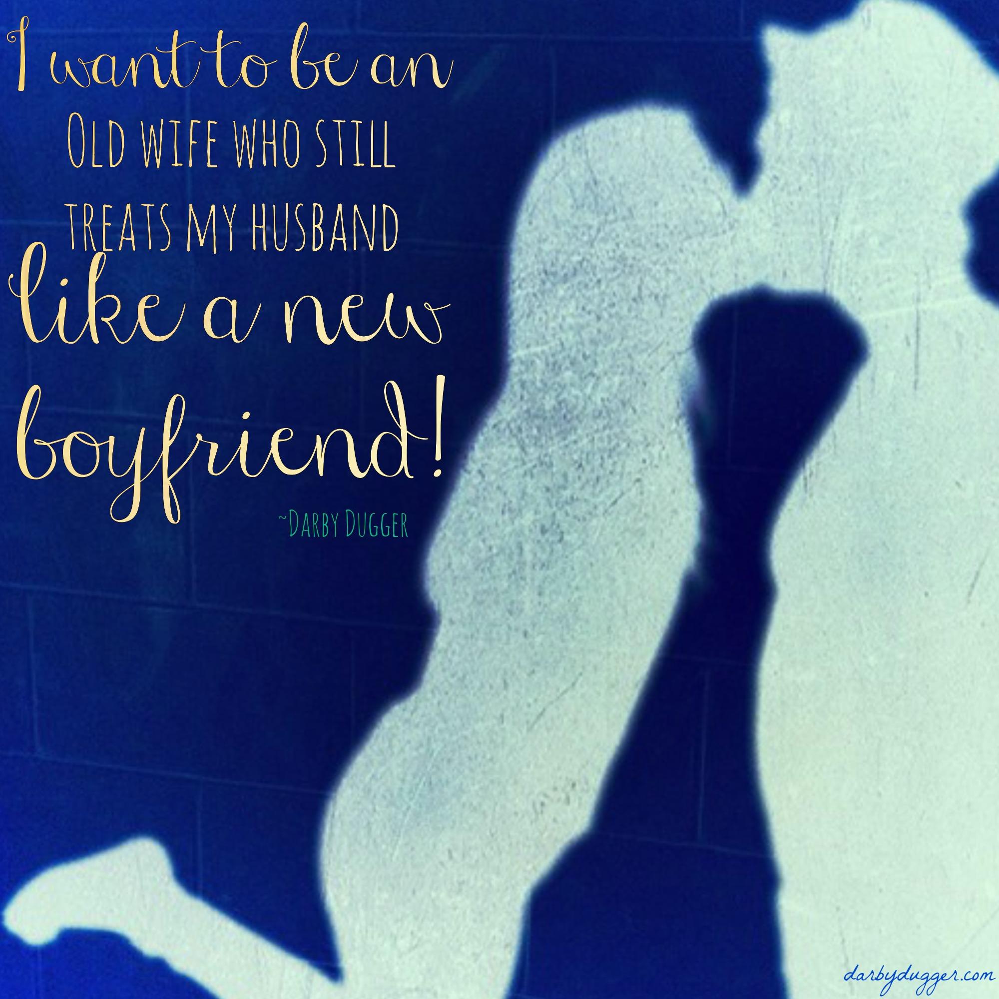 Do you wanna be my husband